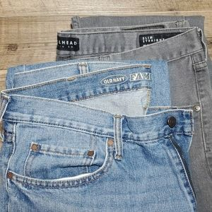 Mens Old Navy jeans 38X32